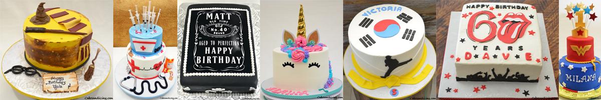 Cakesandicing Latest Cakes Slider