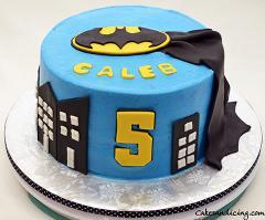 Batman Gotham City Theme Cake #batman #batmancape #batmanlogo #batmancitybackdrop 01