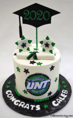 Congrats Class Of 2020!!! #graduation2020 #graduatingsenior #universityofnorthtexas #unt #graduationparty #graduationcake #classof2020 01