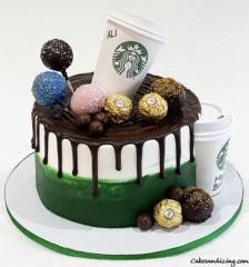For The Coffee Lovers , I Present To You The Best ..starbucks ! Coffee , Cake Pops And Conversations !! #starbucks #starbuckscoffee #starbuckscups #starbuckscake #starbucks 01
