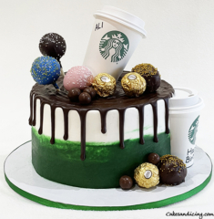 For The Coffee Lovers , I Present To You The Best ..starbucks ! Coffee , Cake Pops And Conversations !! #starbucks #starbuckscoffee #starbuckscups #starbuckscake #starbucks 02