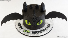 How To Train Your Dragon Theme Cake #httyd #howtotrainyourdragon #toothless #hiccup #nightfury #dragons #httydedit #dragon #toothlessthedragon #toothlesseyes